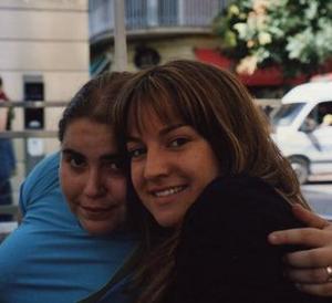 Laura y Ana